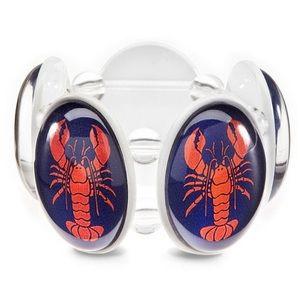 NWOT Joolz Hayworth Lobster Bracelet 🦞